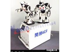 物流AGV机器人 生产线AGV机器人 电子配件物流输送机