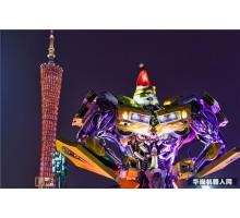 圣诞机器人雕塑 圣诞元旦场地布置道具节日商场布置 酒店大堂布置 KTV娱乐场所 雕塑机器人