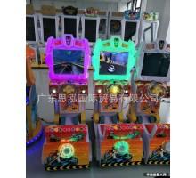 爆款热销机器人弹珠机 儿童投币游艺机 广场游乐场设备直销