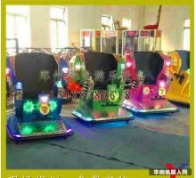 悦童游乐设备变形金刚机器人大型游乐对吧行走疯狂车儿童娱乐车
