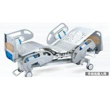 GD-805豪华立柱电动病床  医用ICU护理床   机器人