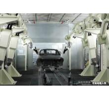 涂装机器人、喷涂自动化装备、汽车零部件喷涂、3C喷涂