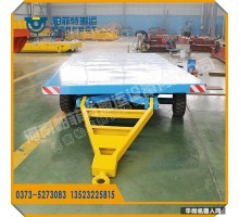 帕菲特运输建筑装备平板拖车 车间转运设备搬运设备移动小车