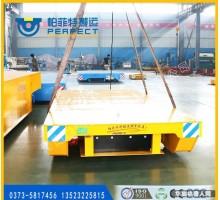 搬运涂装装备地轨电动平车 轨道平车 非标设备帕菲特搬运设备