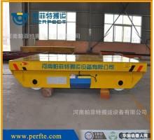 260吨电动轨道运输车工业装备无轨台车运输搬运车