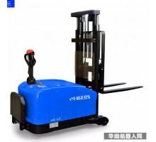 前移式电动堆高叉车 \tHE5061前移式电动堆高叉车报价