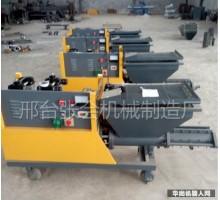 快速工程喷涂装备 柱塞式灌浆注浆泵 混凝土砂浆高效率喷射