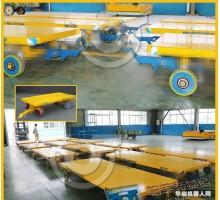 7t工业装备设备低台面牵引拖车 机械设备牵引平板拖车搬运平车