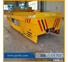 采掘机械装备预矫直机和温矫机电动平车搬运轨道车