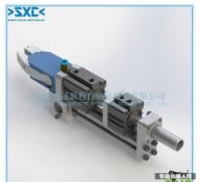 SXC端拾器模块化配件,HUZ 20 / 三位夹持器