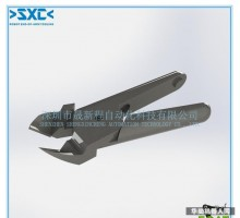SXC端拾器模块化配件,SES / 大斜角型刀组,气剪刀片
