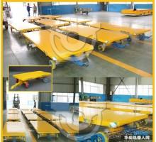 阜阳0.5t造纸设备牵引带转向拖车 装备制造设备转向拖车