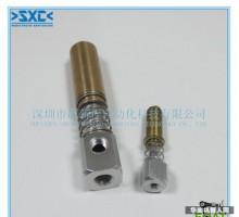 SXC端拾器模块化配件,GAF / 预压吸盘臂,连接臂、连接