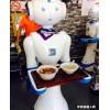 送餐机器人 迎宾导购机器人 美女人机器人 娱乐教育机器人