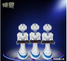 送餐机器人 点餐机器人 迎宾导购机器人 娱乐教育机器人
