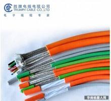 耐弯折800次 高柔屏蔽拖链电源线 UL2587 12G1.