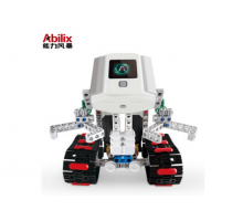 能力风暴 氪3号积木机器人