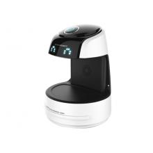 桌面式餐饮服务机器人—小龙