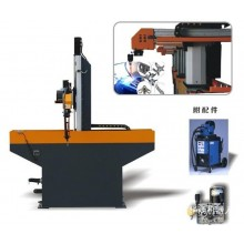 【万纳wn-04】点焊机器人 小型全自动工业自动焊接机器人 经久耐用