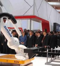 机器人制造作为独立行业列入新版《国民经济行业分类》