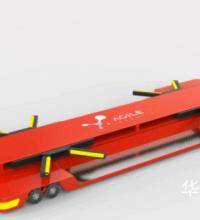 被李泽湘看中,「松灵机器人」要做新一代停车AGV,已完成样机测试
