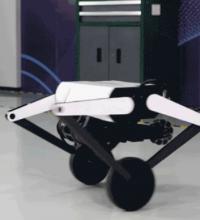 双管齐下,腾讯发布新一代机器人同时注册了相关商标
